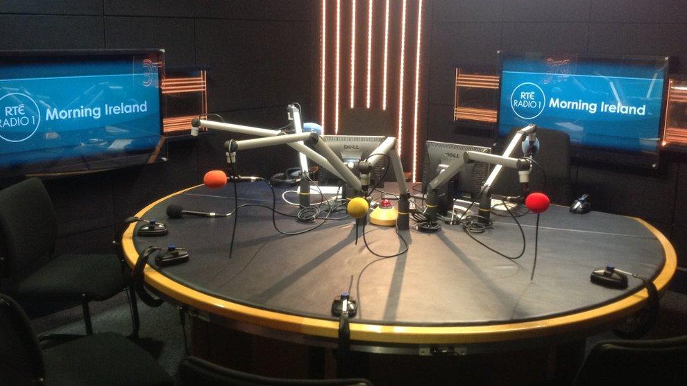 County Funding on RTÉ Radio Saturday Sport
