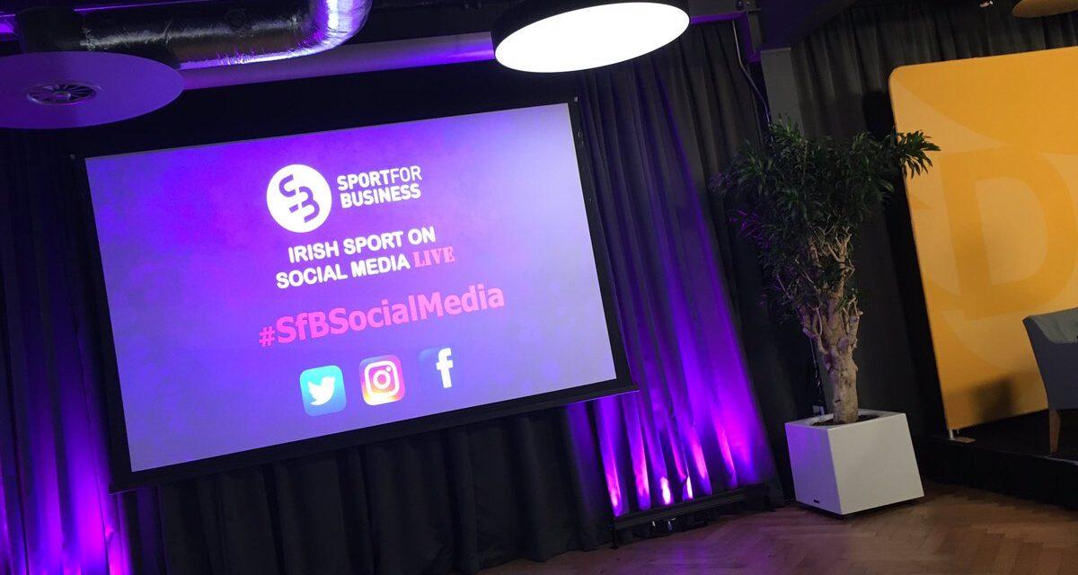 Introducing Sport for Business Social Media Mavens