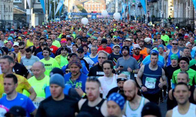 Dublin Marathon Guarantees Entry for Previous Runners