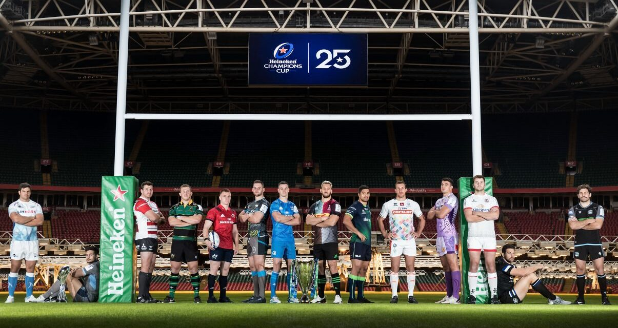 Heineken Cup Launched in Cardiff