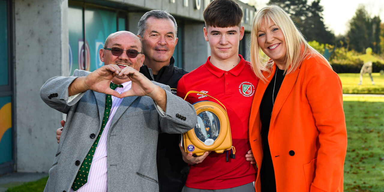 Expansion of Life Support Through Football
