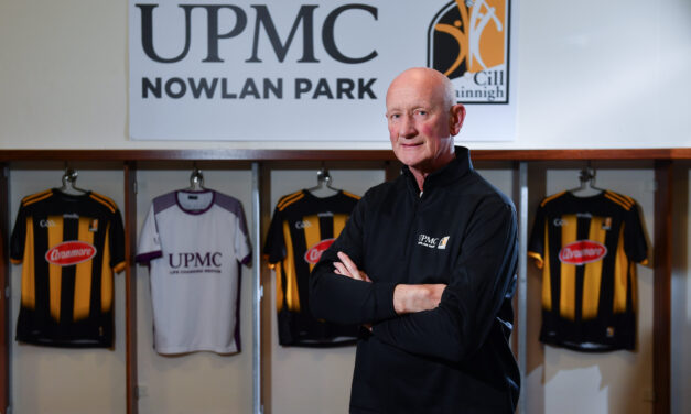 UPMC Officially Unveiled on Nowlan Park