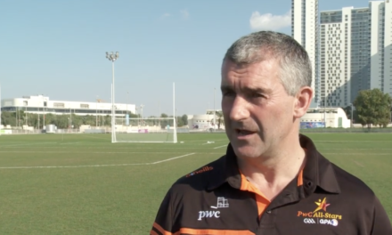 Daily Video – Abu Dhabi Hurling