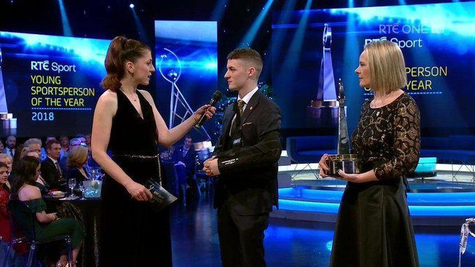 The Final Ten In Running For RTÉ Sports Person of 2019
