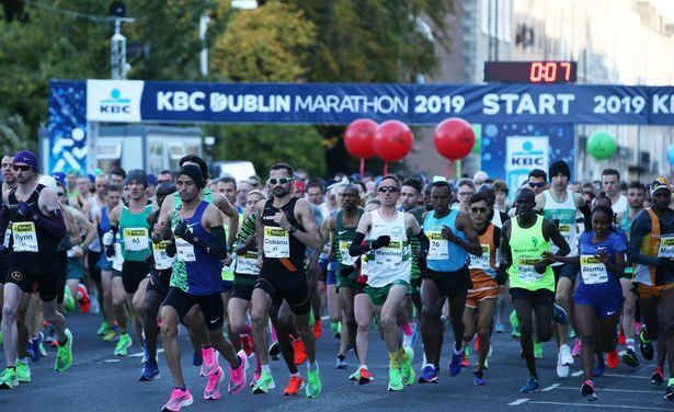 KBC Dublin Marathon Pushed Back 12 Months