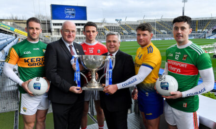 Allianz Unveil GAA Sponsorship Campaign for 2020
