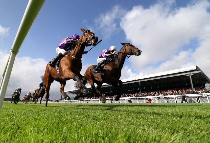 Racing Reaches Out to London Agency