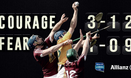 Daily Video – Hurling Courage Vs Fear