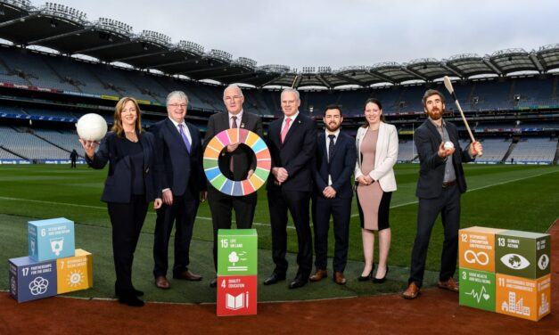 GAA and Local Authorities Joining Up for Green Change