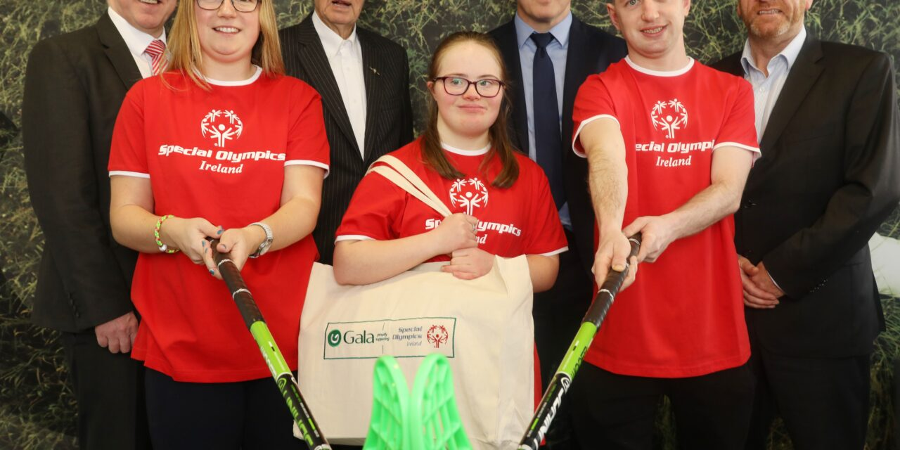 Four More Years of Gala Backing for Special olympics