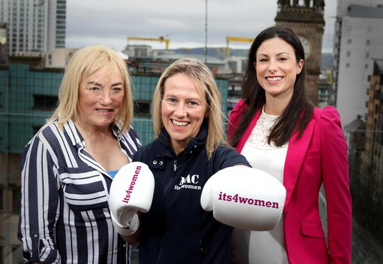 Insurer Backs NI Boxer With Sights on World Title