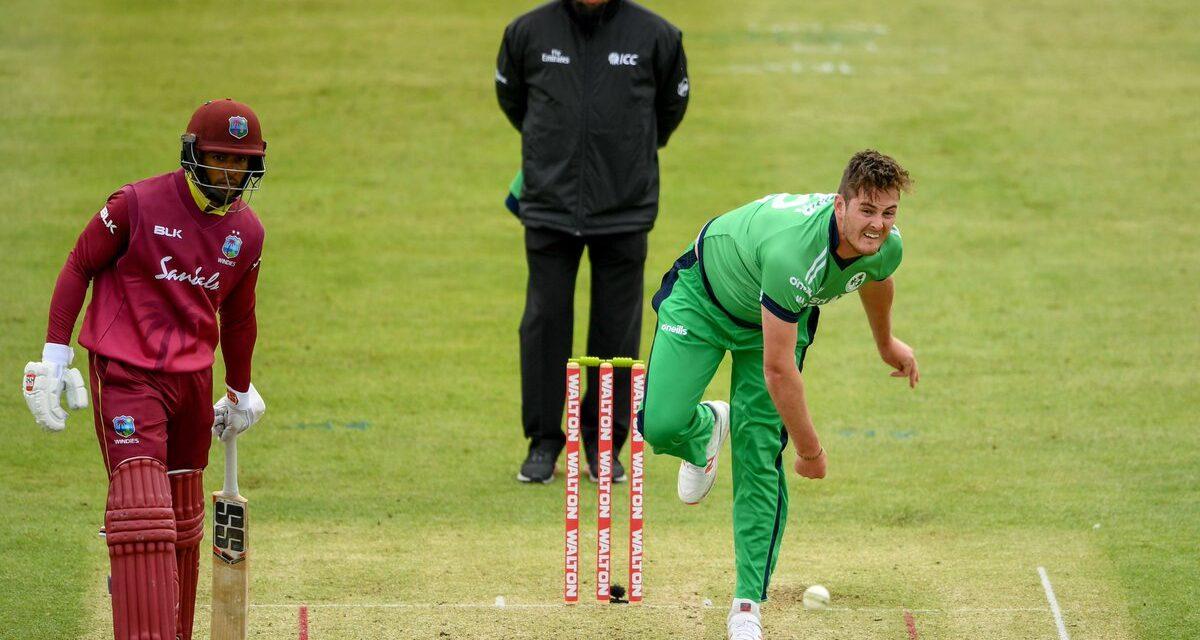 Cricket Ireland Get Season Underway on Sky