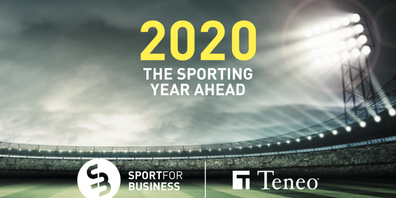 Sporting Year Ahead 2020 Calendar