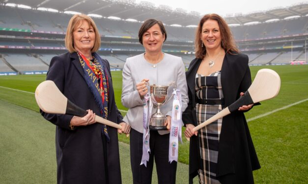 Camogie In Store with Tesco for Two Years