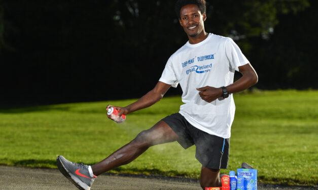 New Sponsor for Great Ireland Run