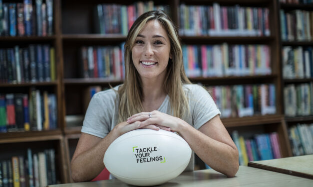 Tackle Your Feelings Enters Schools