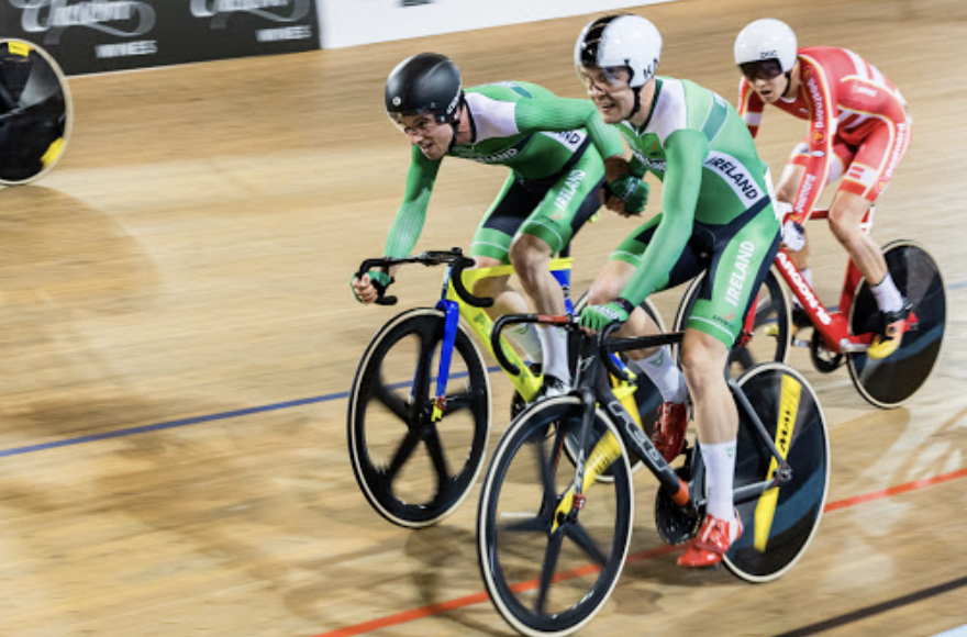 Olympic Cycling Places On the Line