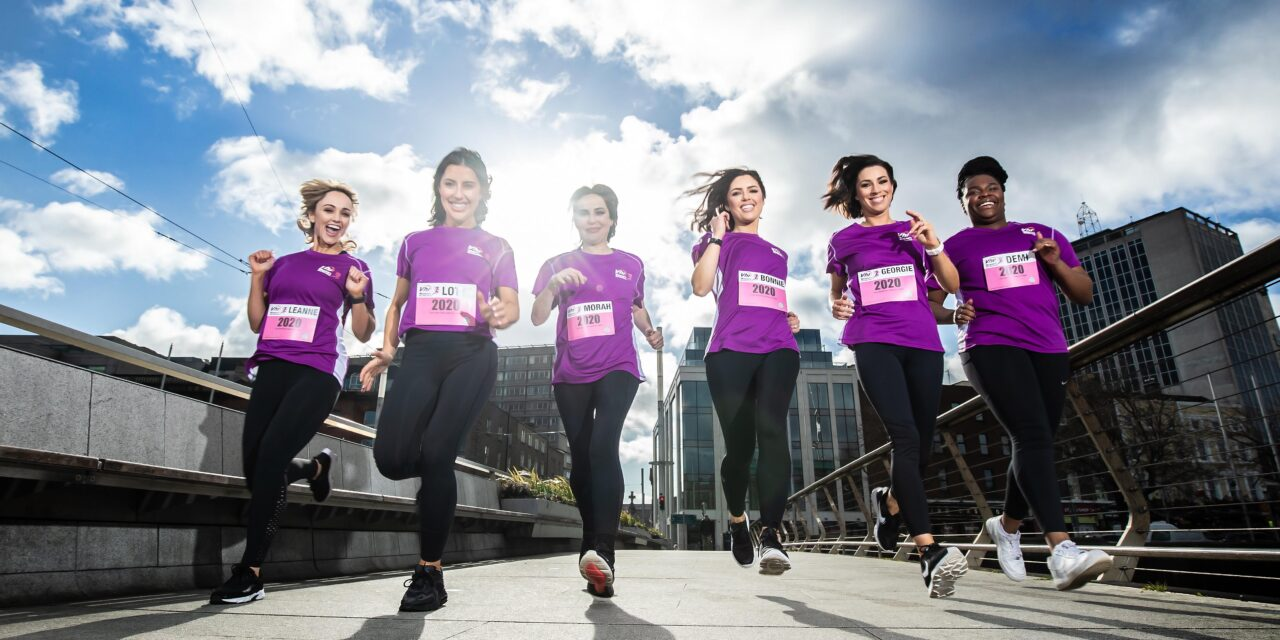 Women First with 30,000 for Vhi Mini Marathon