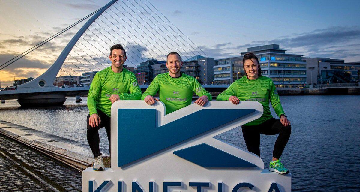 Kinetica Make Over for Dublin Night Run