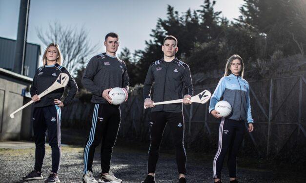 Kinetica Backing for Dublin GAA