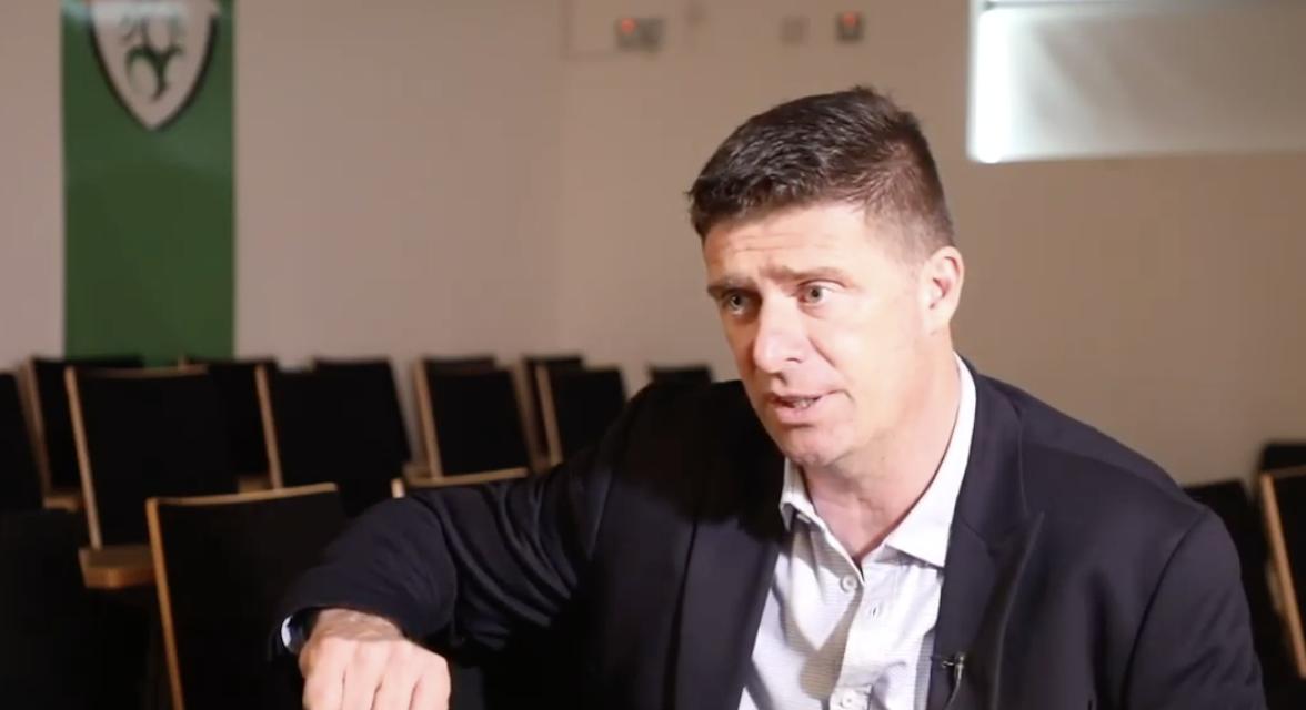 Niall Quinn Interview on FAI TV