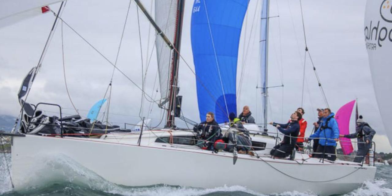 Irish Sailing Awards Proceed in Virtual Style