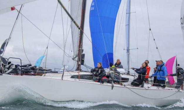 Irish Sailing Awards Proceed in Virtual Style