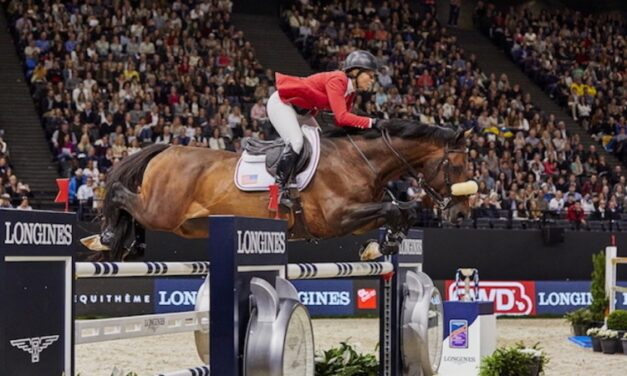 Show Jumping World Cup Cancelled