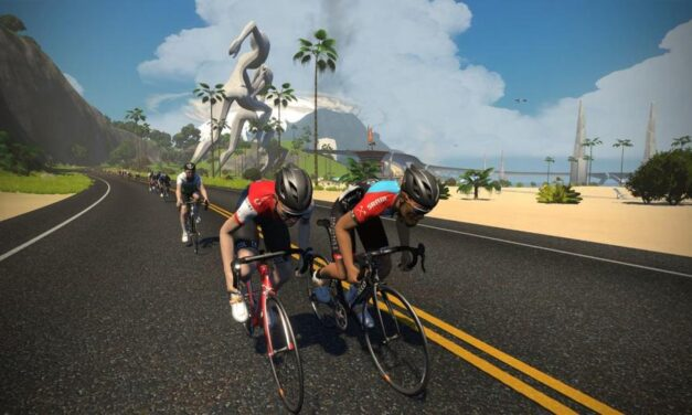 Virtual Cycling League Launched