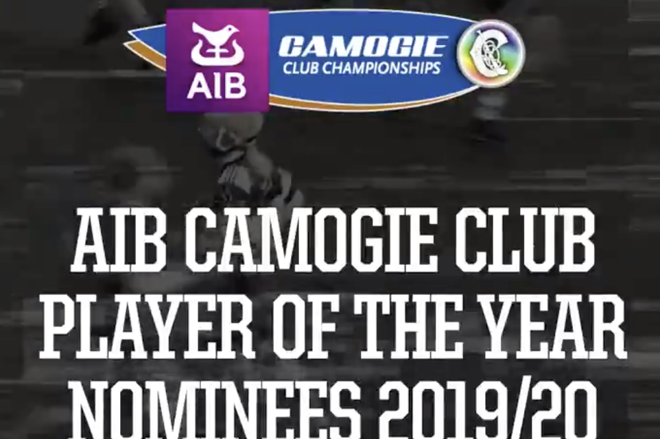 AIB and Camogie Name Club Team of 2020