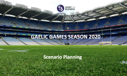 Three Scenarios For a Phased Return of Gaelic Games