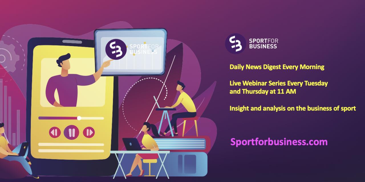 Social Media, GAA Fixtures and Live Webinar Tomorrow