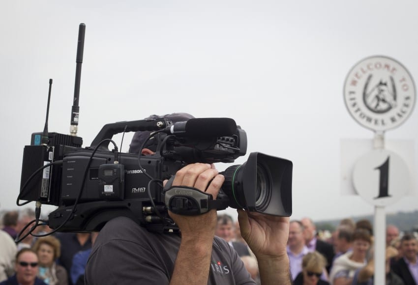 IRIS Wins Racing TV Contract