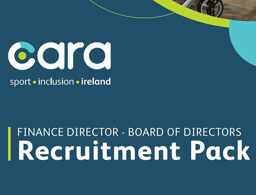 Jobs in Sport – Finance Director for CARA