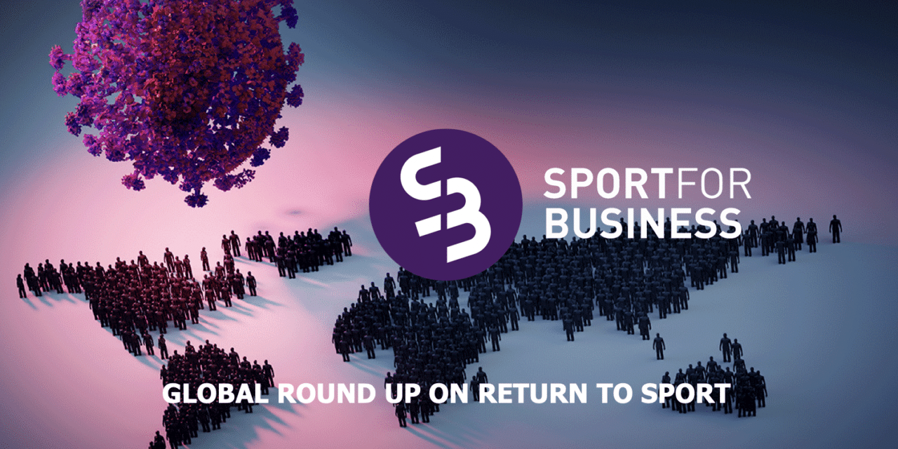 Global Return to Sport Daily Update