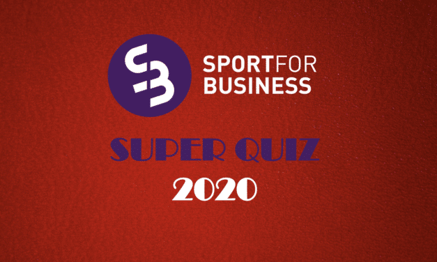 The Sport for Business Super Quiz for 2020