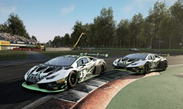 Esports Revving Up with Entry of Lamborghini