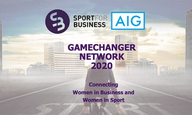 Sport for Business AIG Game Changer Network 2020