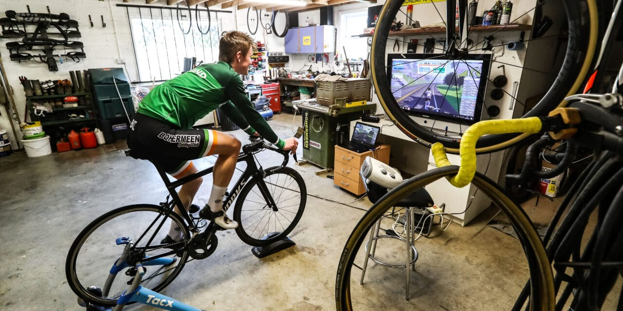 Cycling Ireland Extends Link to Virtual Racing