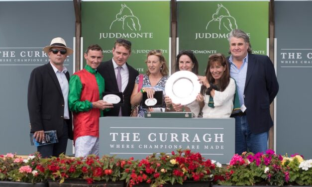Juddmonte Sign Three Year Sponsorship at The Curragh