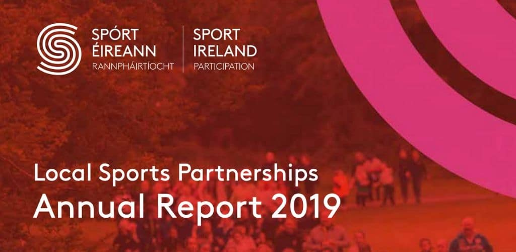 Sport Ireland Looks to Local with Annual LSP Report