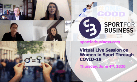 "Playback on ""Women's Sport in the Time of COVID-19"""
