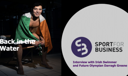 Sport for Business Daily Interview – Darragh Greene