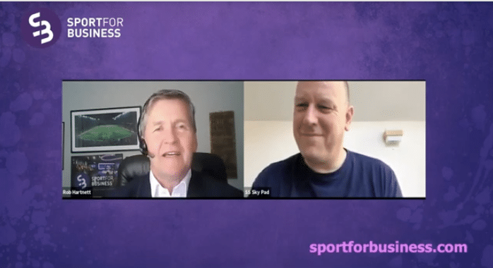 Daily Interview – Steve Smith, Sky Sports Head of Content