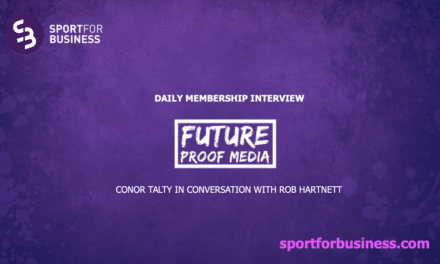 Daily Interview – Conor Talty of Future proof Media