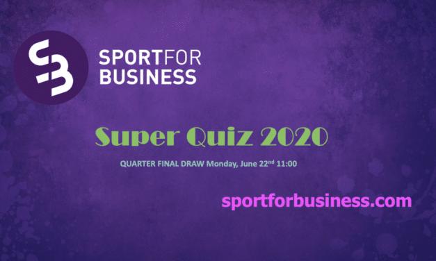 Sport for Business Super Quiz – OTB Sports Vs GAA