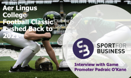 Daily Sport for Business Interview – Padraic O'Kane
