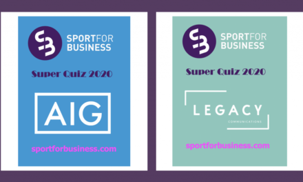 Sport for Business Super Quiz – AIG Vs Legacy Communications