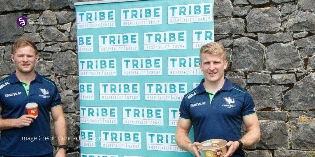 Connacht Rugby Signs to Tribe
