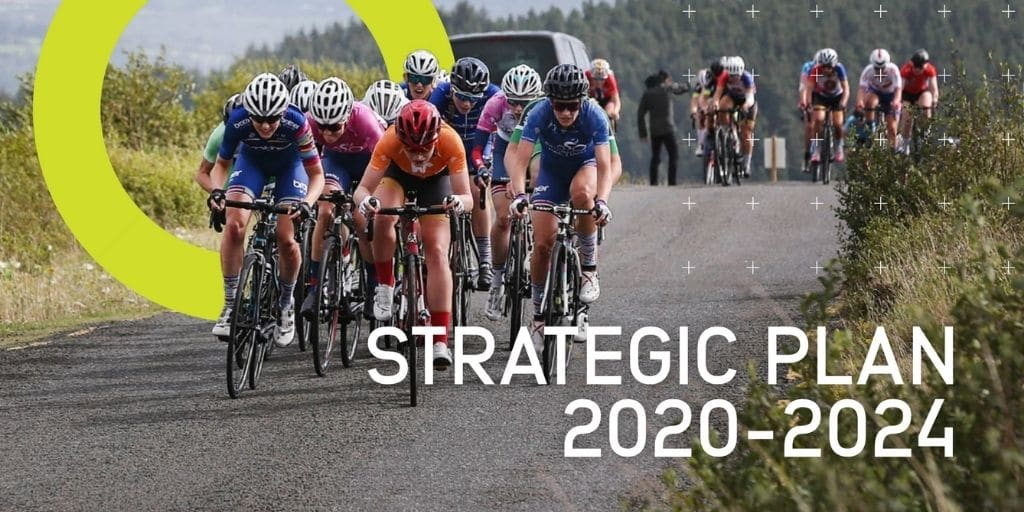 Cycling Ireland publishes Strategic Plan to 2024
